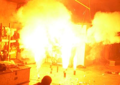 fireworks training