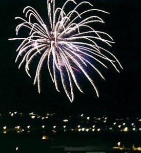 Dunedin Fireworks
