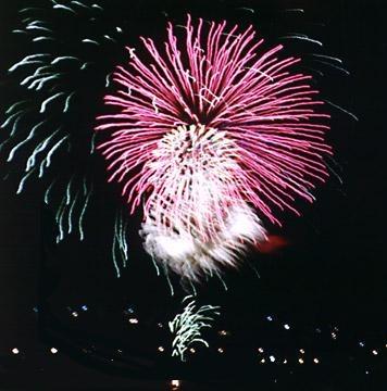 Dunedin 151st Anniversary Fireworks