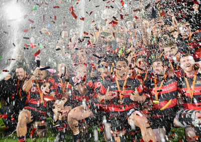 Canterbury Win 2017 Mitre10 cup Photo - Getty images