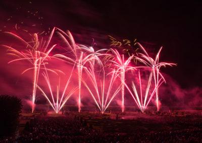 Hannover Fireworks 2018. Picture C.Marek.
