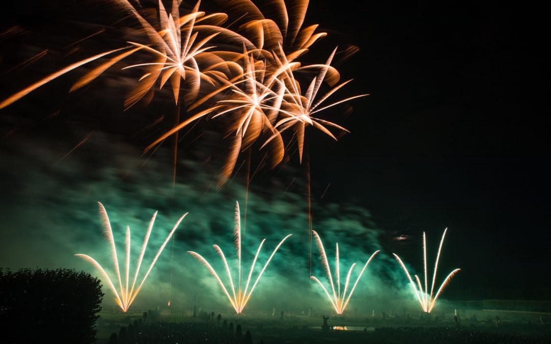 Hannover International Fireworks Competition