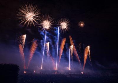Firework Professionals award winning show - Picture C. Marek