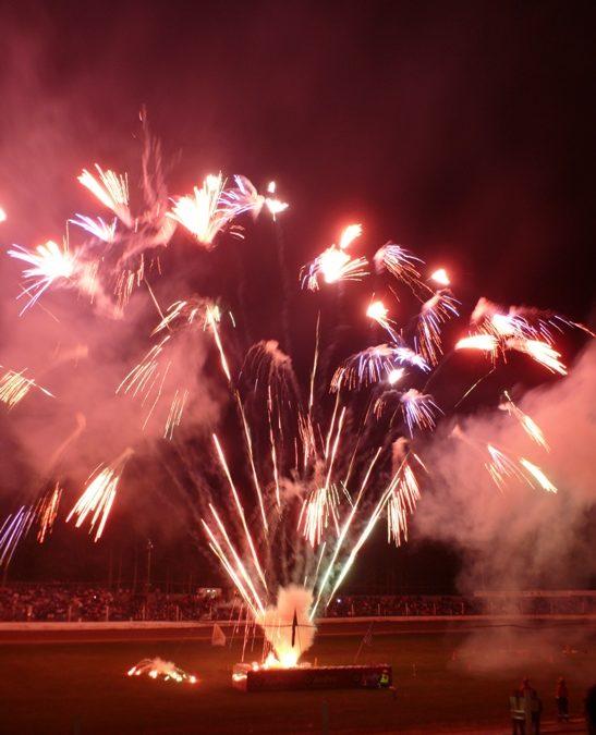 Matariki fireworks