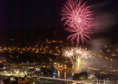 Gisborne New Year's Day